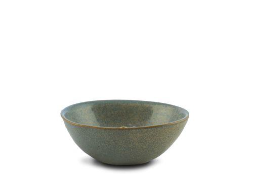 Incensário de Cerâmica Cumbuca Oval - Cinza - Inca aromas