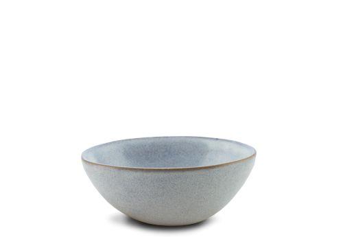 Incensário de Cerâmica Cumbuca Oval - Branco - Inca aromas
