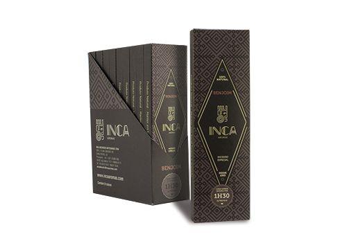 Incenso Benjoim - Inca aromas