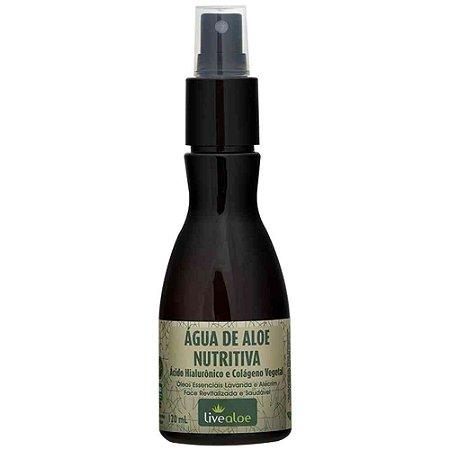 Água de Aloe Nutritiva - Livealoe