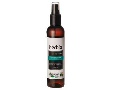 Água Floral de Erva-Baleeira Orgânica  (Cordia verbenacea) 200ml - Herbia