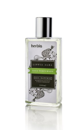 Água Perfumada Orgânica Lippia Alba 100 ml - Herbia
