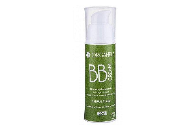 BB Cream Orgânico  - Natural Claro - Organela
