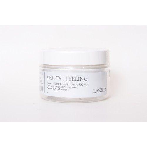 Creme Esfoliante Cristal Peeling 240g – Laszlo