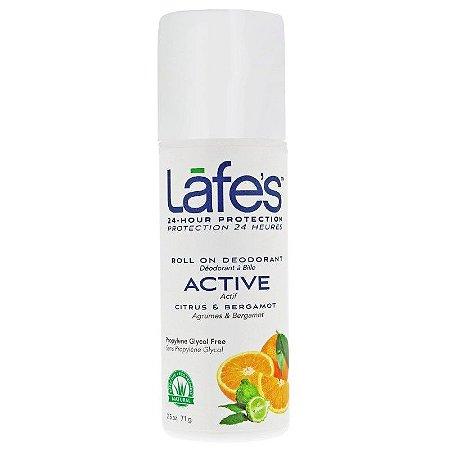 Desodorante roll-on active lafe's