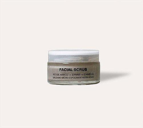 Esfoliante Facial Scrub 45g - A Herbalistica