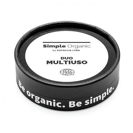 Paleta Duo Multiuso - Simple Organic