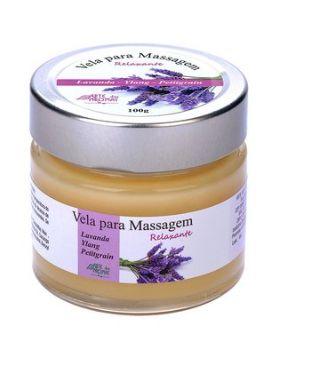 Vela Massagem Relaxante 100g  - Arte dos Aromas