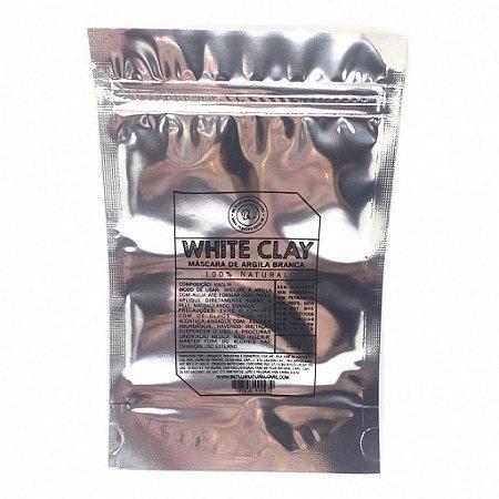 White Clay - Argila Branca Natural - Be Plus Natural Care