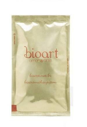REFIL SACHÊ: Máscara Iluminadora (Argila Dourada e Castanha do Pará) - Bioart