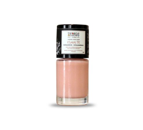 Esmalte Hipoalergenico Fortalecedor 10mL Peach Parfait - Twoone Onetwo