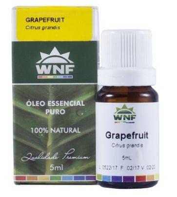 Óleo Essencial Grapefruit 5ml -WNF