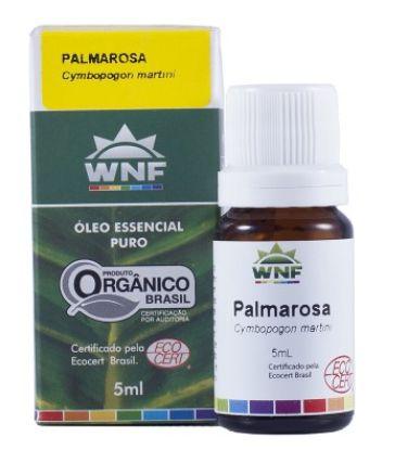 Óleo Essencial Palmarosa 5mL- WNF