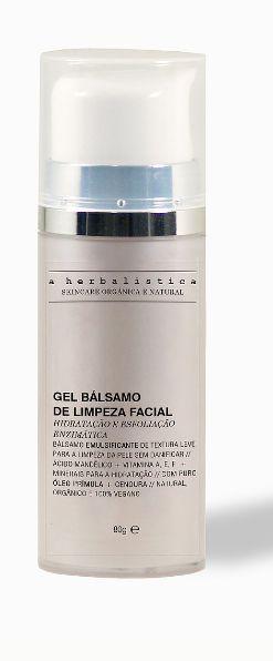 GEL BÁLSAMO DE LIMPEZA FACIAL - A Herbalística