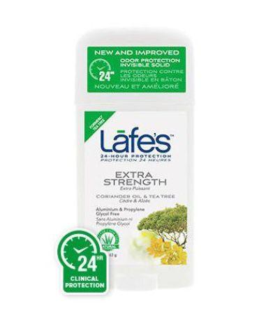Desodorante Natural Twist Extra Strength 63g -  Lafe's
