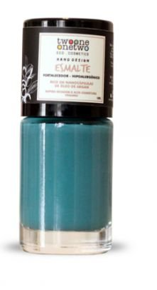 Esmalte Hipoalergenico Fortalecedor Acquamarine 10mL - Twoone Onetwo