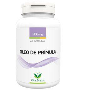 OLEO DE PRIMULA 500MG PT C/60 CAPSULAS - VITAL NATUS