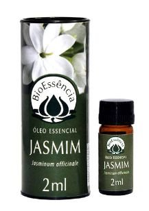 ÓLEO ESSENCIAL DE JASMIM 2ml - BioEssência