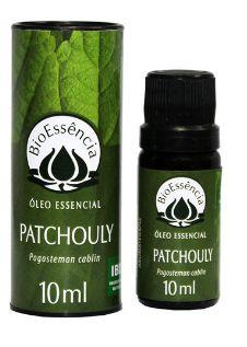 ÓLEO ESSENCIAL DE PATCHOULY - BioEssência