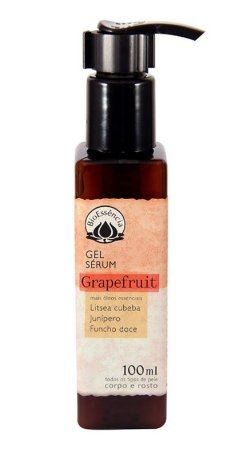GEL GRAPEFRUIT 100ml - BioEssência