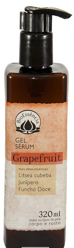 GEL GRAPEFRUIT 320ml - BioEssência