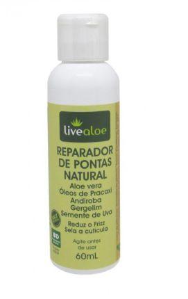 Reparador de Pontas Natural  - Livealoe