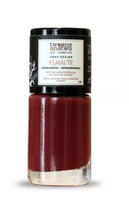 Esmalte Hipoalergenico Fortalecedor Red Pear - Twoone Onetwo