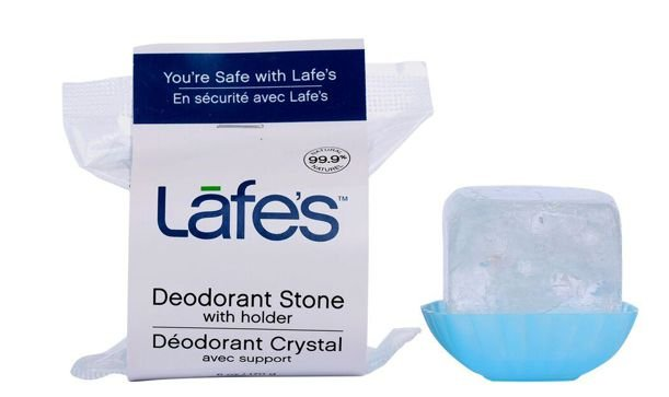 Desodorante Natural Cristal Mini Stick 85g - Lafe's