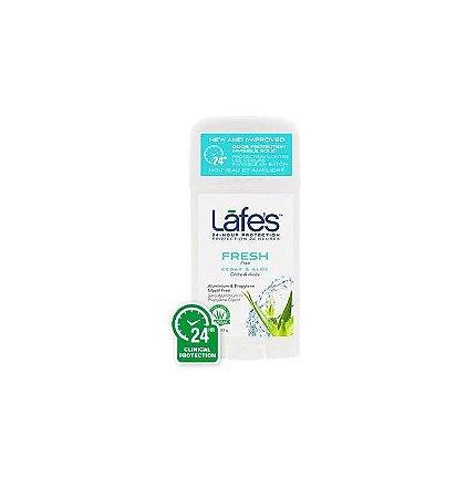 Desodorante Natural Twist Fresh 63g - Lafe's
