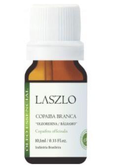 Óleo Essencial de Copaíba Branca (Oleoresina) - Laszlo