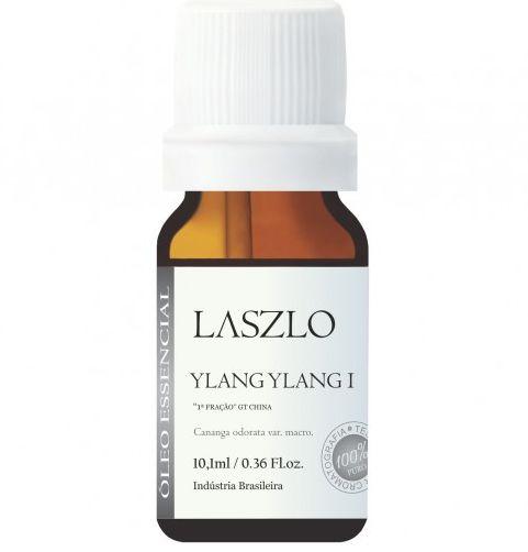 Oleo Essencial de Ylang Ylang I GT China - Laszlo