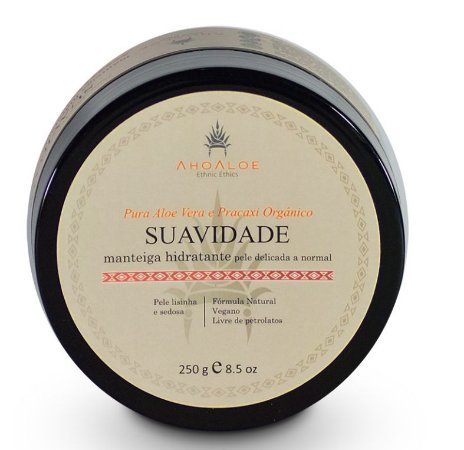 Manteiga hidratante SUAVIDADE - Ahoaloe