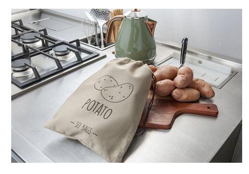 Sacola Reutilizável Potato - So Bags