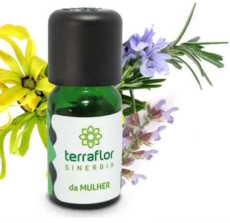 Sinergia da Mulher - Terra Flor