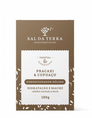 Condicionador Sólido Pracaxi & Cupuaçu - Sal da Terra
