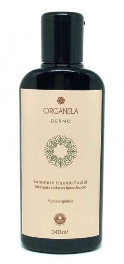 Sabonete Líquido Facial Hipoalergênico - Organela
