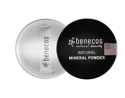 Pó Facial Mineral Solto Light Sand  10g - Benecos