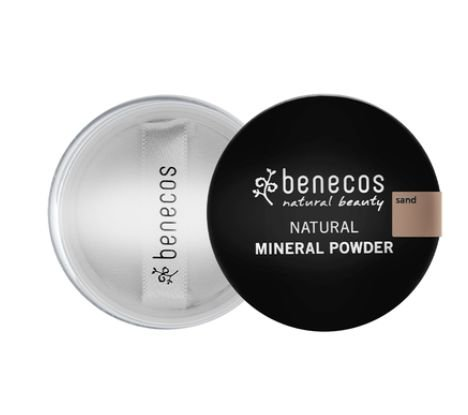 Pó Facial Mineral Solto Sand 10g - Benecos