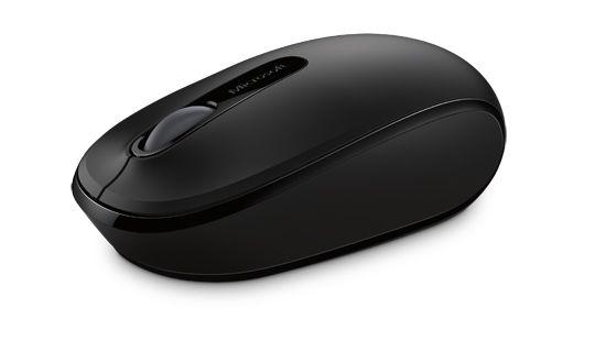 Mouse sem Fio Preto, MICROSOFT 1850 U7Z-00008