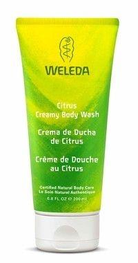 Sabonete Hidratante Cremoso - Citrus Refrescante - Weleda