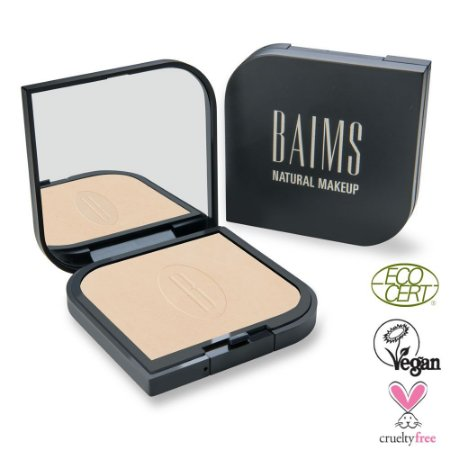 BB Cream Compacto  30 Light  Beige  -  Baims