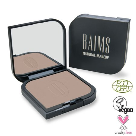 Base Mineral Compacta - 03 Medium-Dark - Baims