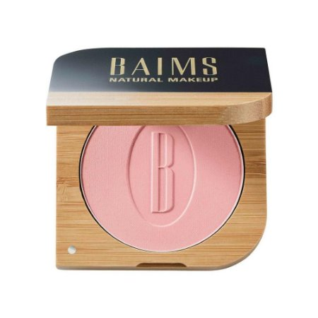 Blush  -  Satin Mineral Blush - 01 Old Rose Matte - Baims