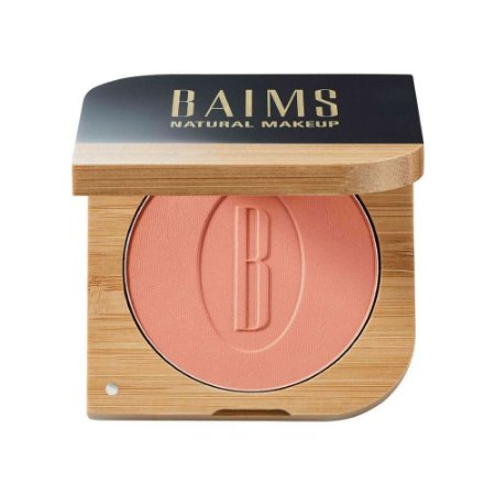 Blush  -  Satin Mineral Blush - 02 Peach Matte - Baims