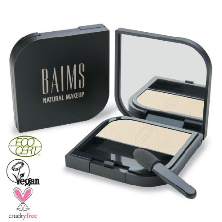 Sombra Mineral / Eyeshadow - 01  Marfim Matte - Baims  -  vencimento 10/2018  -  Outlet