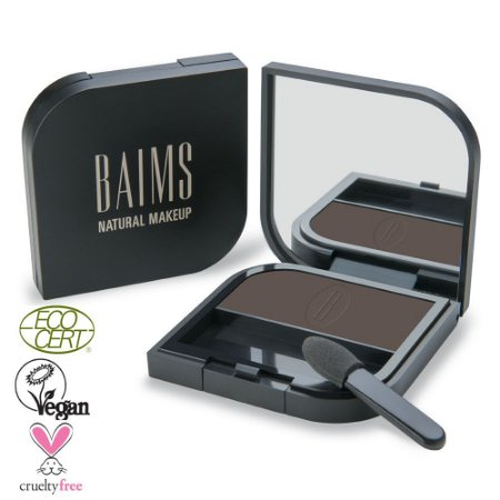 Sombra Mineral / Eyeshadow - 05 Brown Matte - Baims