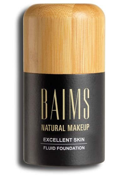 Base / Foundation Excellent Skin - 06 Avelã - Baims  30ml - vencimento 10/2018  -  Outlet