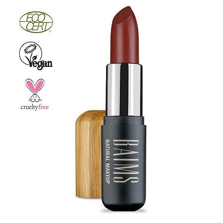 Batom / Lipstick - 03 Vermelho Lush  Matte - Baims