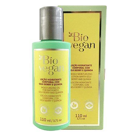 Loção Corporal Hidratante Natural e Vegana Goji Berry Bio Vegan 110 ml - Bio Vegan