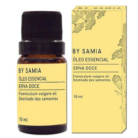 -Óleo Essencial de Erva Doce  10ml - By Samia